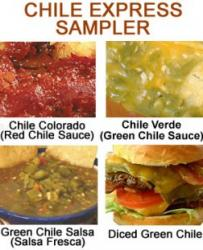 Chile Express Salsas Sampler