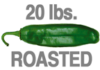 ROASTED MILD GREEN CHILE