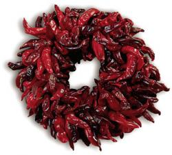 NEW MEXICO CHILE WREATH