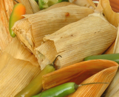 NEW MEXICO VEGETARIAN TAMALES
