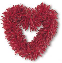 PIQUIN HEART WREATH