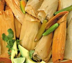 NEW MEXICO TAMALE SAMPLER
