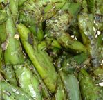 ROASTED ORGANIC GREEN CHILE