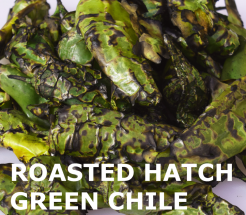 5 LB. ROASTED HATCH GREEN CHILE