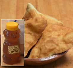 SOPAIPILLA MIX AND HONEY