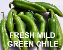 FRESH MILD GREEN CHILE