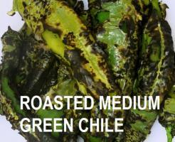 ROASTE MEDIUM HATCH GREEN CHILE