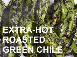 EXTRA-HOT ROASTED HATCH GREEN CHILE